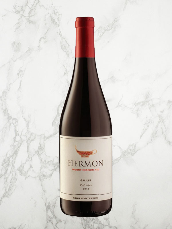 Golan Heights Winery Mount Hermon - Red 2017